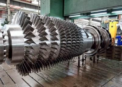 Axial Flow Compressor