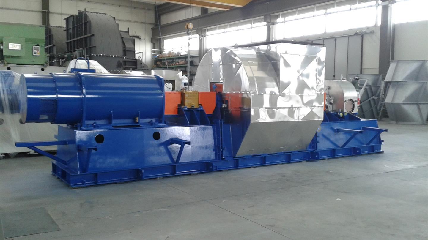 Dual Drive Centrifugal Fans, Blowers