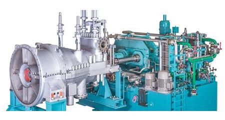 Steam Condenser Turbine